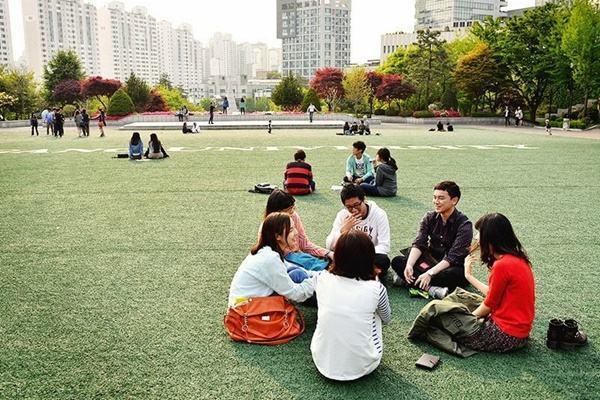 Môi trường du học Thạc sĩ hiện đại tại Hàn Quốc (ảnh: Internet)