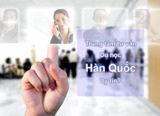 Trung tâm tư vấn du học Hàn Quốc