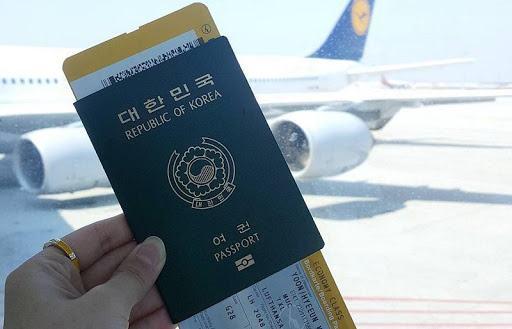 Visa Hàn Quốc là điều kiện cần thiết đối với các du học sinh (ảnh: internet)